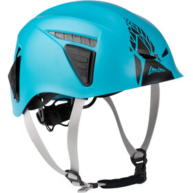 AustriAlpin SHELL.DON Casque d'escalade enfant, blue